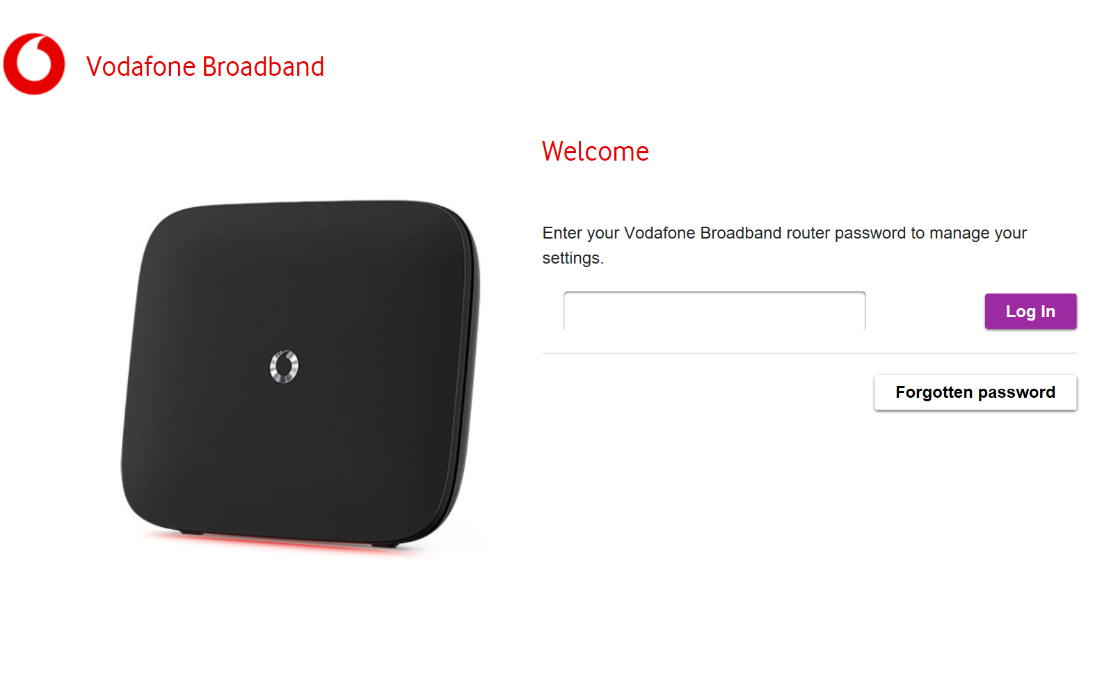 VODAFONE Broadband Not Displaying Images | The Busy Papa